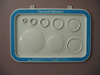 cervical dilation cc