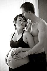 walk pregnant woman