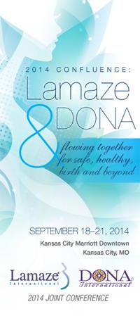 Lamaze Dona Joint Logo 2014