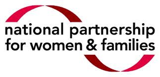 national partnership women family logo