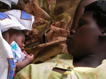 Mother Baby Uganda
