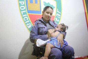 © Helen Regina - Policial WABA 2015